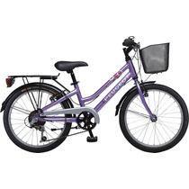 Bicicleta Infantil Peugeot Cj-32 Rod 20 Para Nenas Palermo