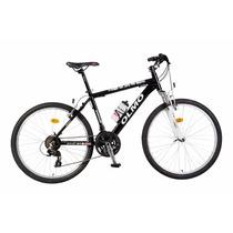Bicicleta Todo Terreno Rodado 26 Olmo Safari 18 Vel Aluminio
