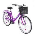 Bicicleta Olmo Paseo Urbana Dama Rodado 24 Local A La Calle