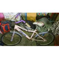 Bicicleta De Niña Usada