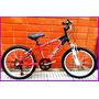 Bicicleta Olmo Safari Rod 20