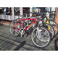 Bicicleta Todo Terreno 18 Vel. C/ Suspensión Delantera