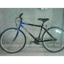 Bicicletas Raleich M-20 American Bike Cambios Shimano 18 Vel