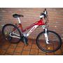 Bicicleta Olmo. All Terra Starter Dama Rod 26 Aluminio Mtb