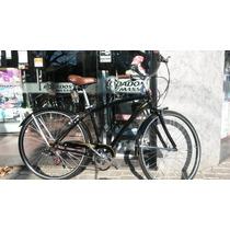 Bicicleta Olmo Vincent R28 Vintage Retro Massa