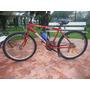 Bicicleta Zenith Atacama Rodado 24 Cambios Shimano