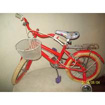 Bicicleta Rodado 12 C/rueditas