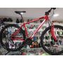 Bicicleta Mtb Diamondback Hook Rod 29-27 Vel C/discos