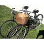 Par Bicicletas Antiguas Inglesas (hombre & Dama) Rodado 28
