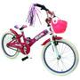 Bicicleta Rodado 20 Nena Aluminio Super Liviana!