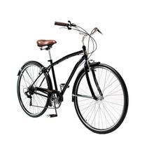 Bicicletas Olmo Vincent Rod.28 Asiento+puños De Cuero Vendis