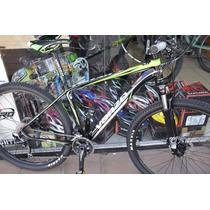 Bicicleta Venzo Vulcan Mountain Bike 29 20 Vel Deore Discos