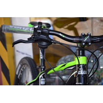 Bicicleta Venzo Vulcan Rod29 Shimano Deore 20v Bloqueo Disco