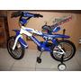 Bicicleta Raleigh Rodado 16 Nene Nena Aluminio Garantia