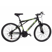 Bicicleta Mountain Bike Frenos Disco Cambios Shimano Rod 26
