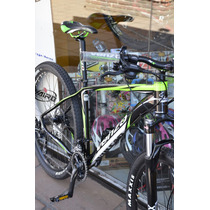 Bicicleta Venzo Vulcan Mtb Shimano Deore 20v Bloqueo Disco