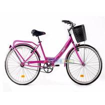 Bicicleta Olmo Primavera 245 Paseo Rodado 24 Nuevas Original