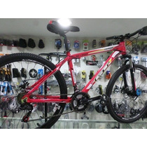 Bicicleta T/t 21 Velocidades Doble Discos