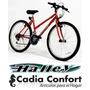 Bicicleta Mountain Bike Halley 26 18 Velocidades Mujer 19153