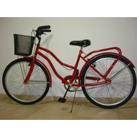 La Plata - Bicicletas Paseo Playeras Full Rodado 26/24 H/d