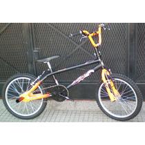 Bicicleta Freestyle Rod 20 !! Con Rotor Y Pedalines !!