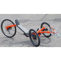 Bicicletas Recumbent (recostadas) Diferentes Modelos