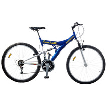 Bicicleta Mountain Bike Siambretta R26 21v 91/0