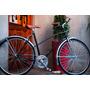 Bicicleta De Paseo Vintage Restaurada Rodado 26