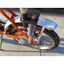 Bicicleta Asiento Banana Amortiguadores Cross Rodado 20