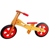 Bici De Madera Sin Pedales Minicletas