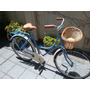 Urgente!! Bicicleta Vintage, Estilo Inglesa
