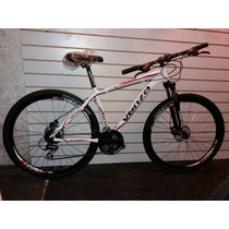 Bicicleta Venzo Talon 29er 24 Vel Shimano Acera, Susp Bloq