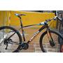 Bicicleta Mountain Venzo Vulcan Rod 29 Shimano 27 V Bloqueo