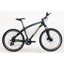 Bicicletas Mountian Mega Envoy Envs/carg Alum. Shimano Disco