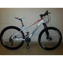Bicicleta Venzo Tango 27,5 20vel Shimano Deore/hidraulicos