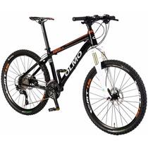 Bicicleta Mountain Bike Olmo Vortex 30 Velocidades Full