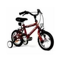 Bicicleta Halley Bmx 19030 Varon R 12 Con Rueditas Oferta