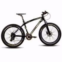 Bicicleta Mountain Bike Aluminio Rod 26 Shimano Frenos Disco
