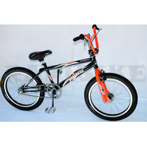 Bicicleta Rodado 20 Pro Freestyle Bmx Venzo Inferno Rotor