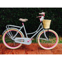 Bicicleta Clasica Tipo Antigua Inglesa Sport Mujer R26