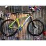 Bicicleta Vairo 8.5 Rod 29 Freno Hidráulico Rock Shox Deore