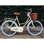 Bicicleta Mujer R26 Tipo Retro Vintage Clasica Inglesa Paseo