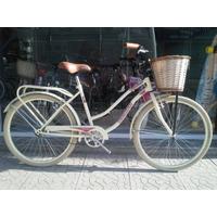 Bicicleta Retro Vintage Dama Rodado 26 Nuevas!!!