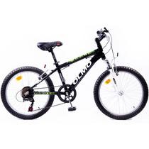 Bicicleta Olmo Safari 200 Aluminio Rod. 20 Azul
