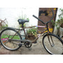 Bicicleta Playera Rod26 Cuadro Pelado Laqueado Unica Excelen