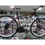 Bicicleta Mtb Venzo Spark Rodado 27.5 -24 Vel Acera