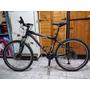 Bicicleta Raleigh Mojave 4.0 R26 Talle 18 27 Vel Negra