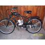 Bicimoto Rod 26/c/motor 80cc Modelo Full