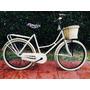 Bicicleta Vintage Tipo Retro Inglesa No Playera R26