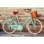 Bicicleta Inglesa De Dama, Vintage, Frenos V-brake, Paseo
